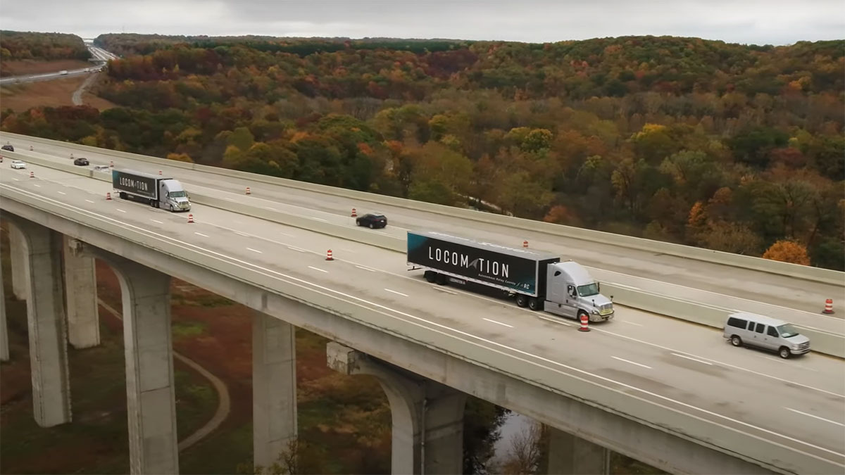 Ohio Partners with Michigan, Pennsylvania to Launch Test of Autonomous Trucks