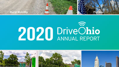 Image of 2020 DriveOhio Annual Report Published
