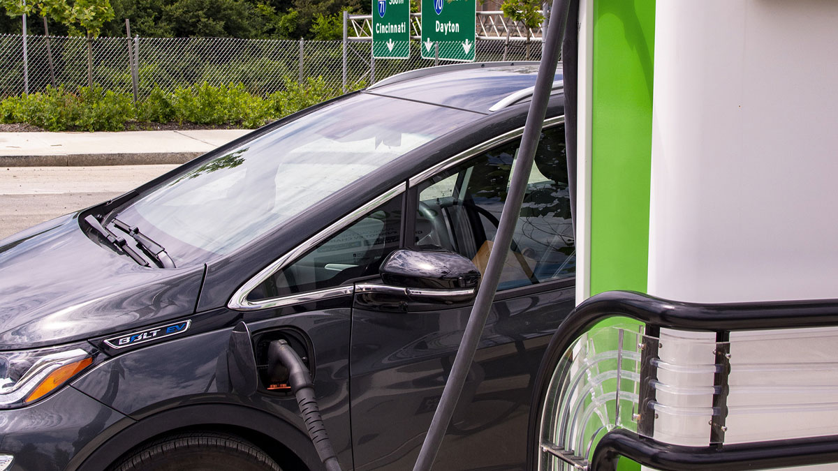 Electric Vehicle Charging Study